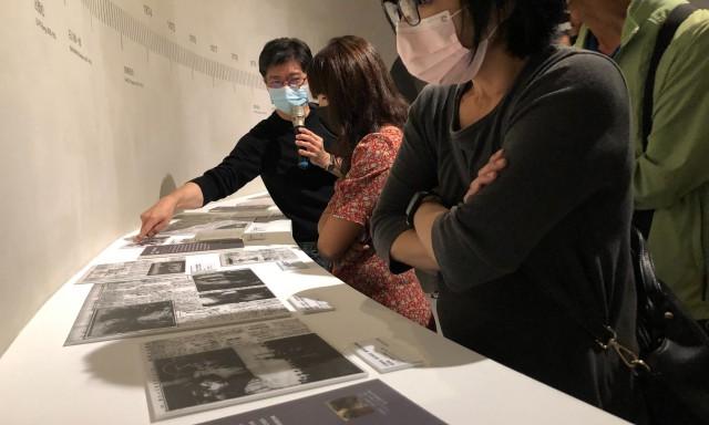 「不朽的青春-臺灣美術再發現」導覽公告