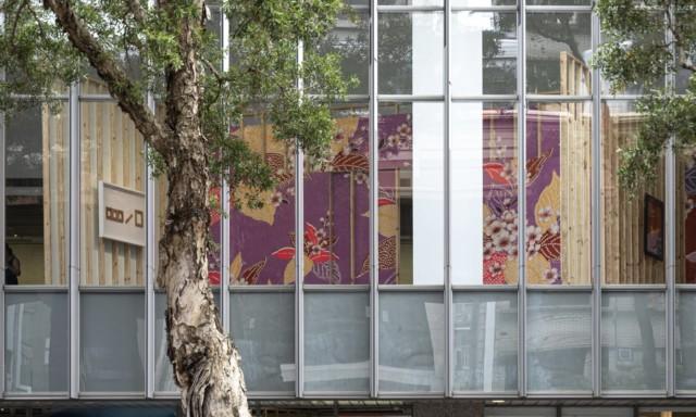 配合現行的校園防疫措施,北師美術館仍維持閉館